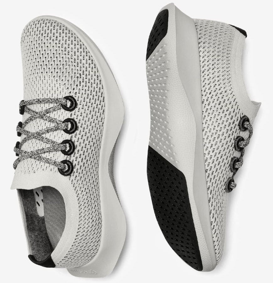 The Tree Dashers redefines classic technical running shoe with renewable materials