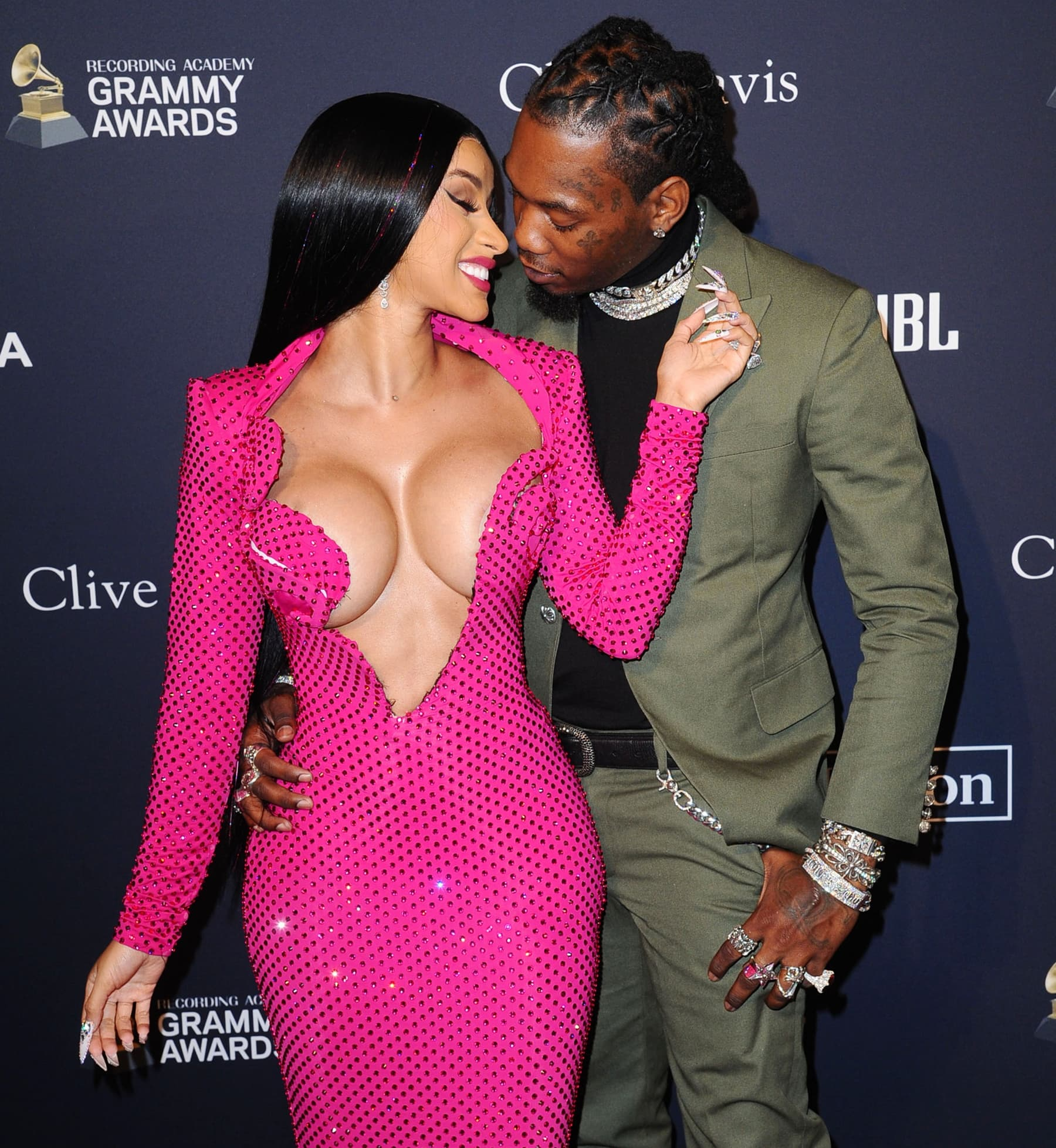Cardi B and Offset married in a private ceremony in 2017