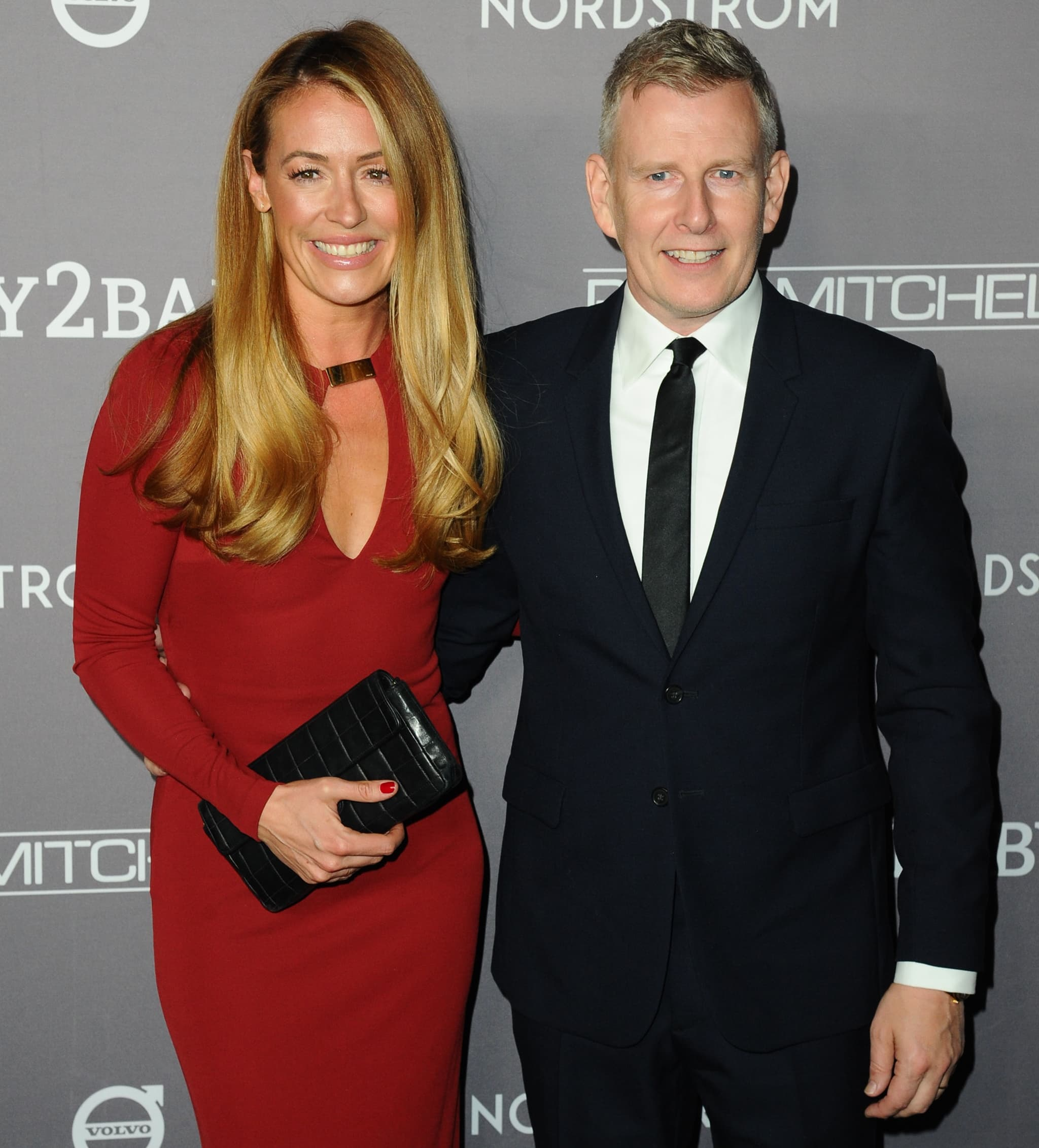 Cat Deeley married comedian and television presenter Patrick Kielty on September 30, 2012, in Rome