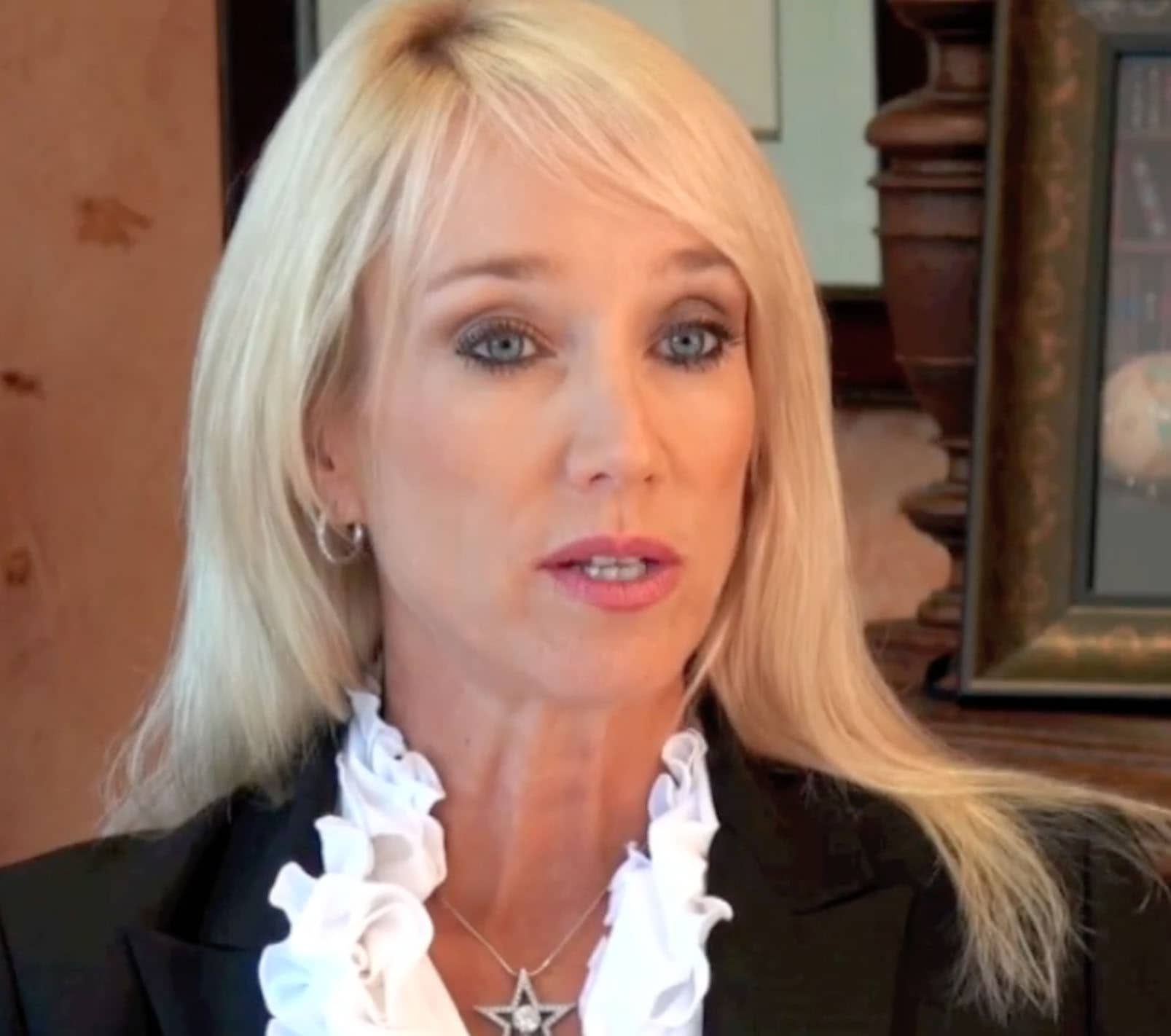 Terry Bradshaw's ex-wife Charla Bradshaw featured on Koonsfuller, P.C. Family Law's YouTube channel in 2011