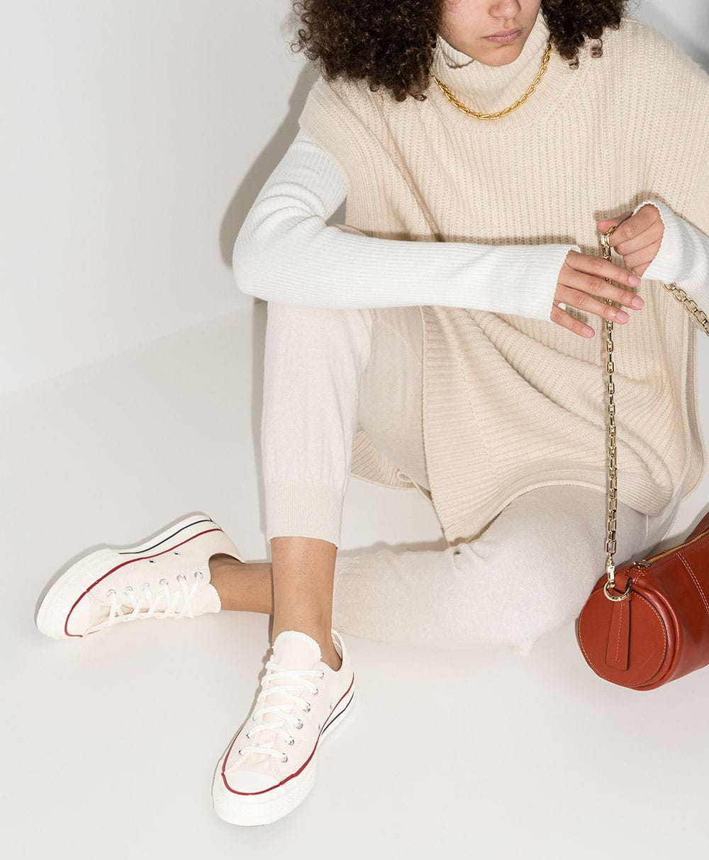 The Chuck 70 Classic mixes '70s with contemporary fashion