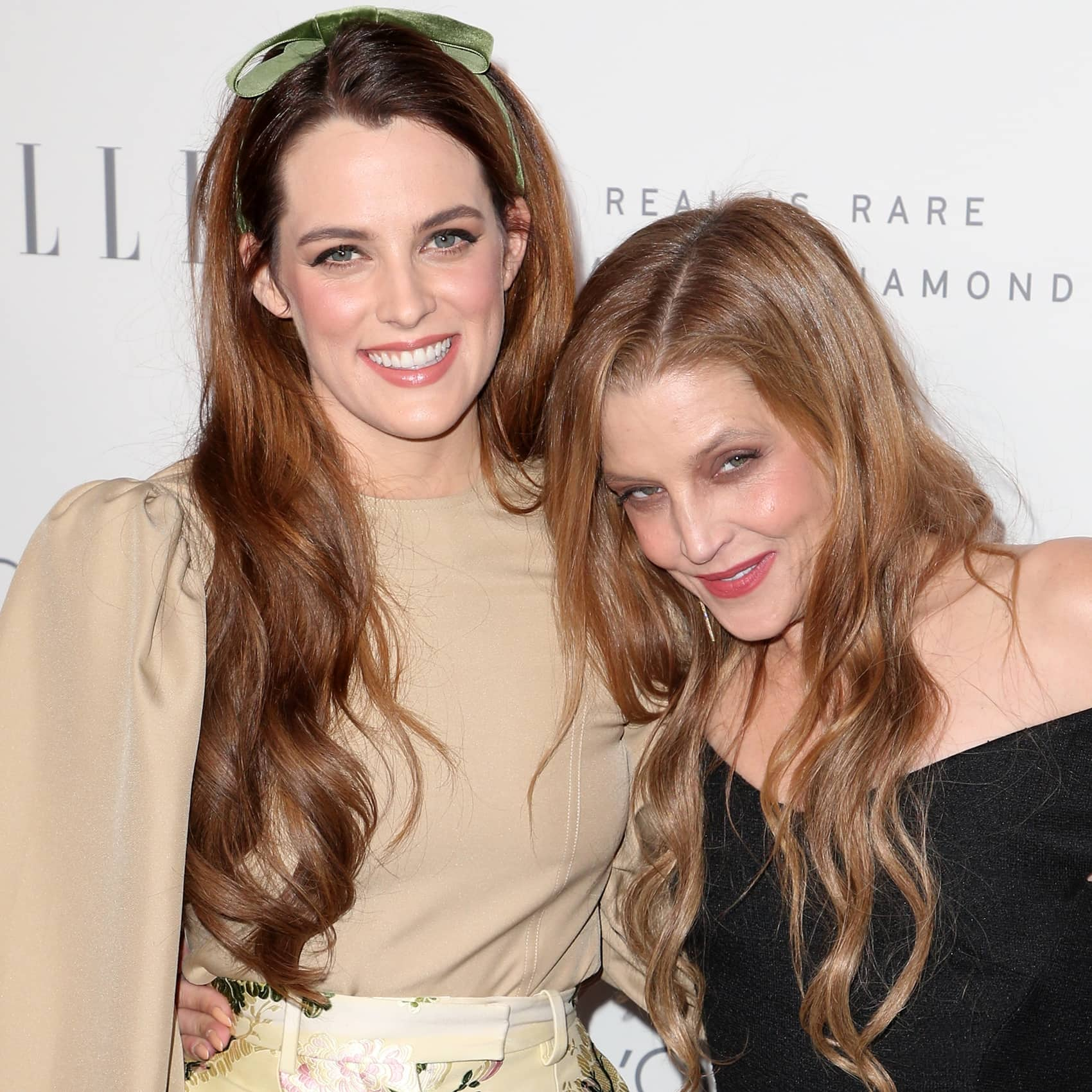 Danielle Riley Keough is the daughter of musicians Lisa Marie Presley and Danny Keough