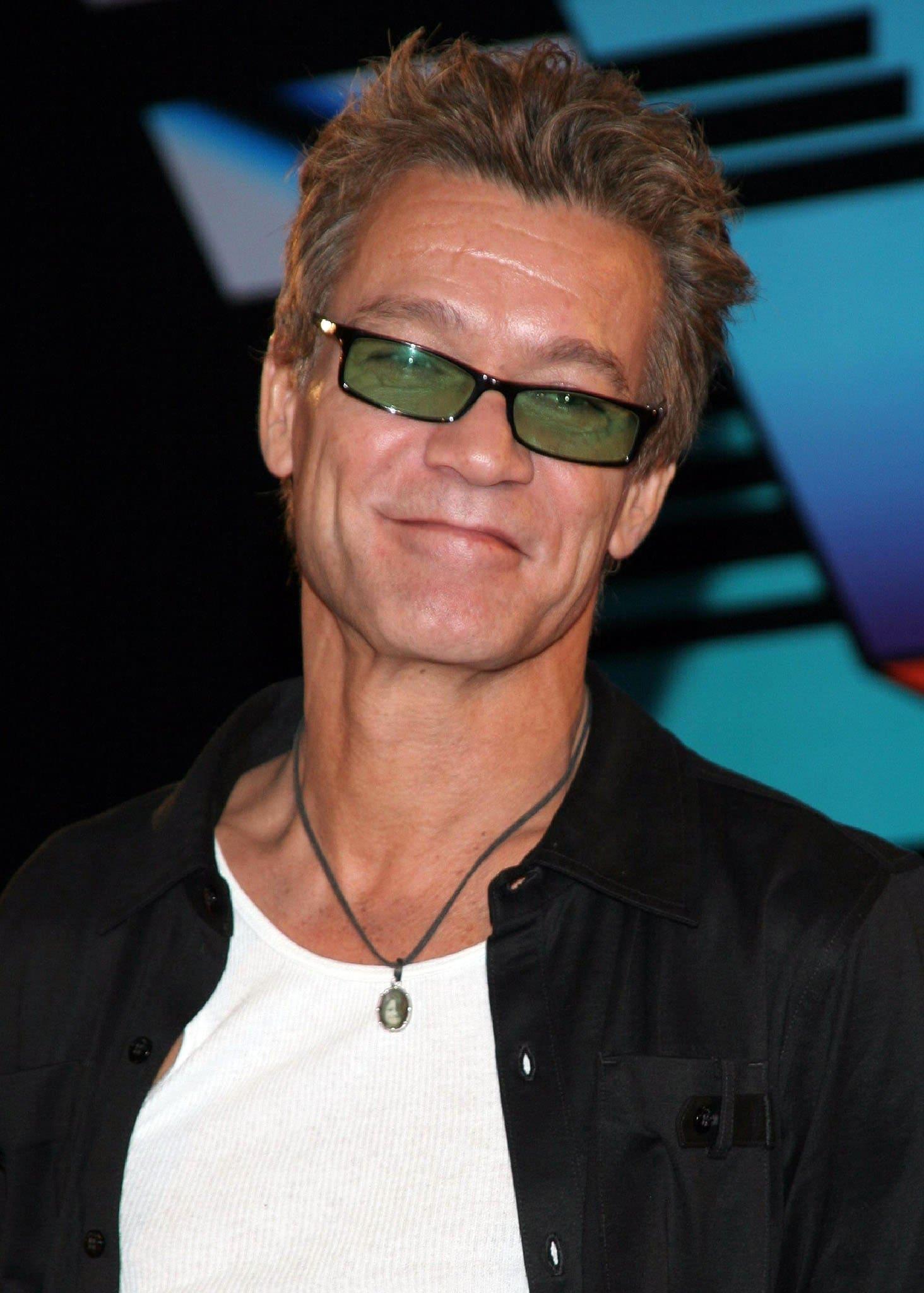 Eddie Van Halen passed away on October 6, 2020 at the age of 65