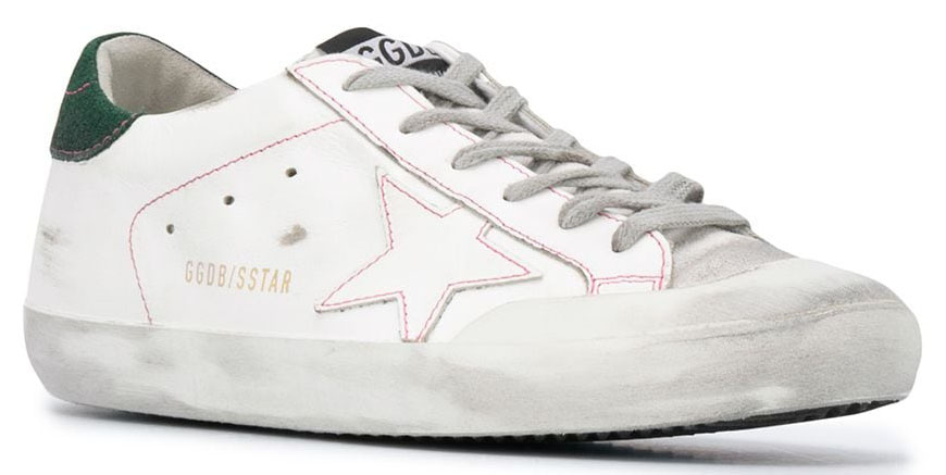 Wear the Superstar for that laidback-chic '80s vibe