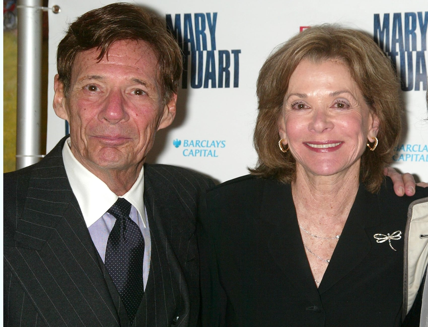 Jessica Walter was married to Tony Award-winning actor Ron Leibman from 1983 until his death in 2019