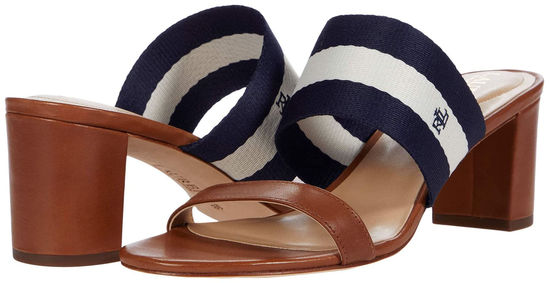 The Whitfield sandals will add a nautical finish to any look