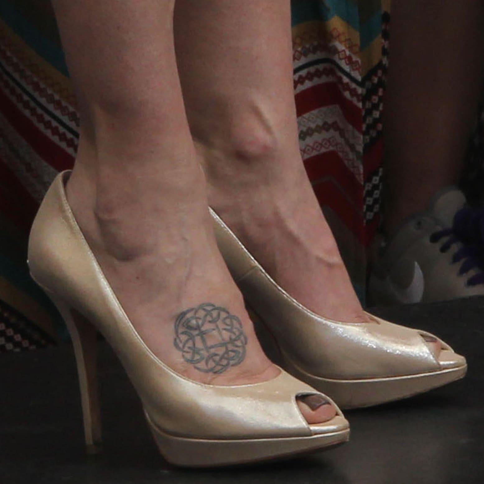 Lisa Marie Presley and Benjamin Keough got matching tattoos in 2009