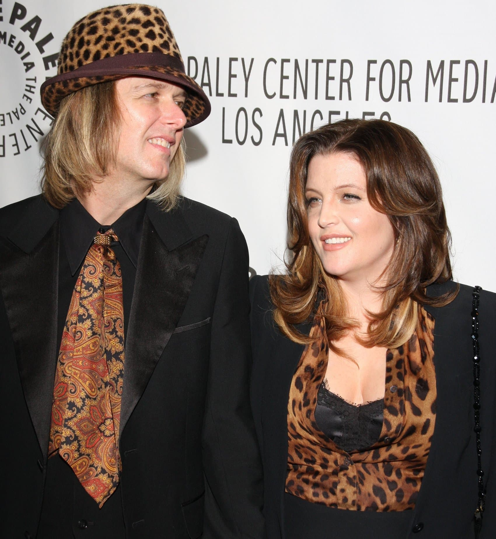 Her fourth marriage, Michael Lockwood and Lisa Marie Presley married on January 22, 2006, in a traditional Japanese ceremony in Kyoto, Japan