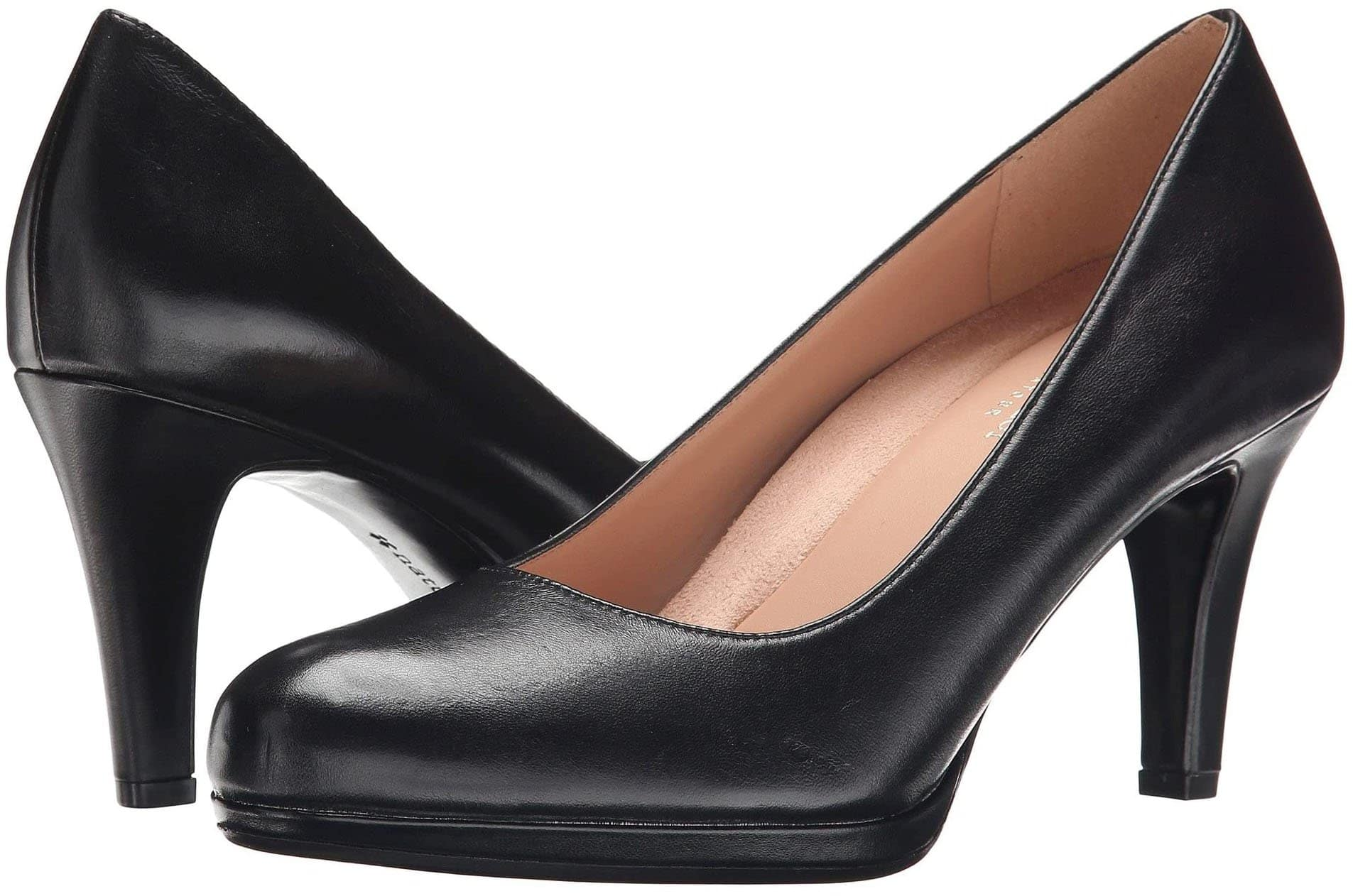 Naturalizer's Michelle pumps offer a simple yet sleek silhouette for a timeless and stylish look