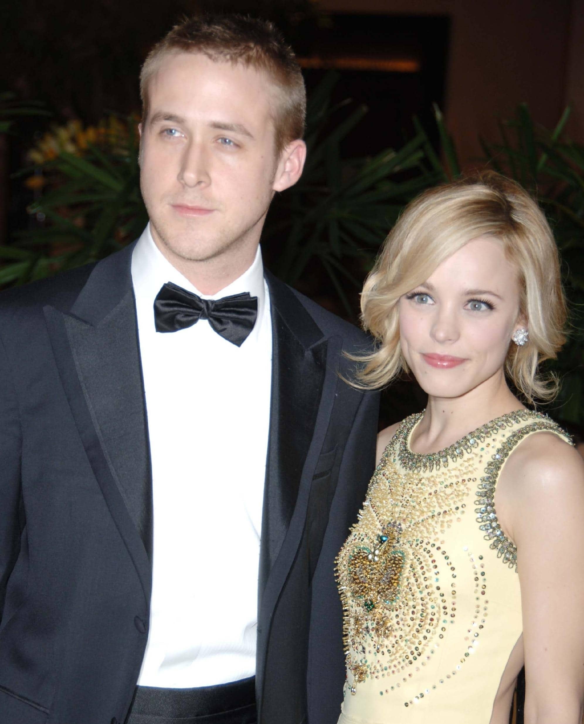 Rachel McAdams and Ryan Gosling met on the set of The Notebook and started dating in 2005