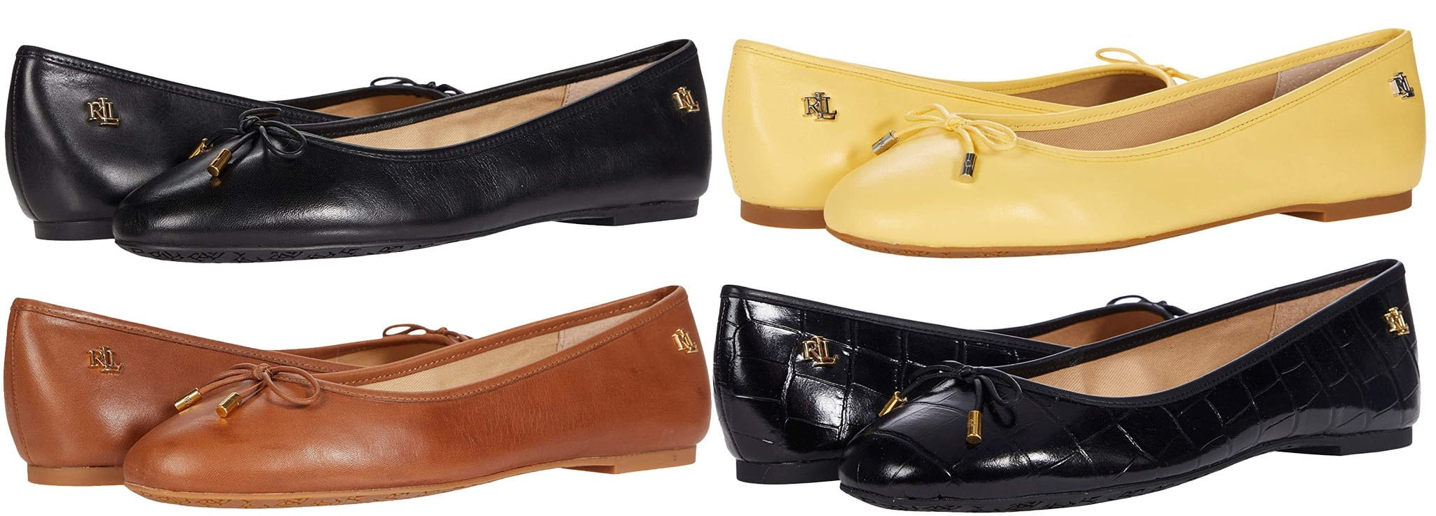 Featuring a delicate bow detail, the Jayna leather flats are guaranteed to give any outfit a touch of feminine glamour