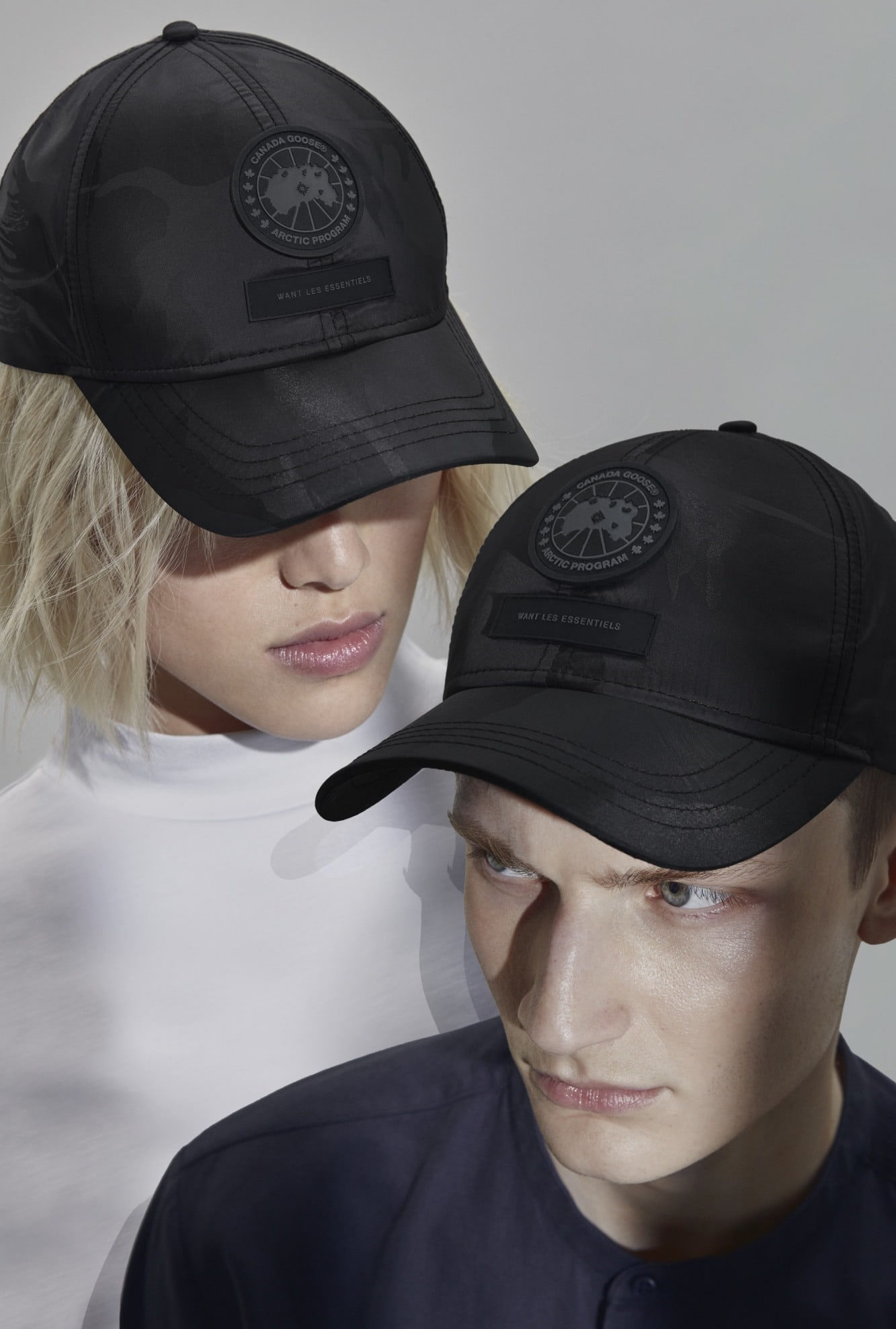 This water-resistant cap is ideal for protection from the sun and mildly inclement weather