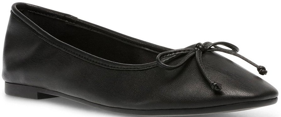 The simple but chic Eldora ballet flats are designed for those with slimmer feet