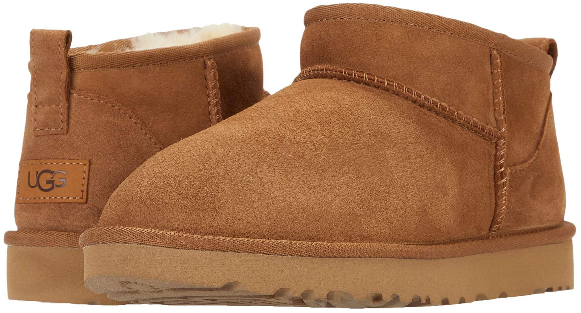 UGG's Classic Ultra Mini is a cozy way to finish just about any outfit