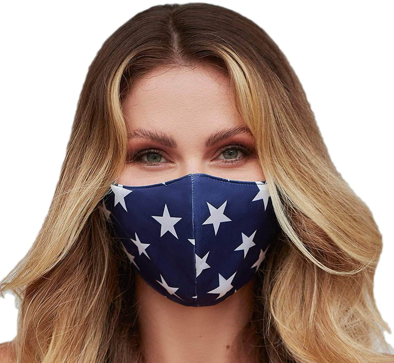This lightweight face mask is suitable for cycling, running, shopping, bus, and subway
