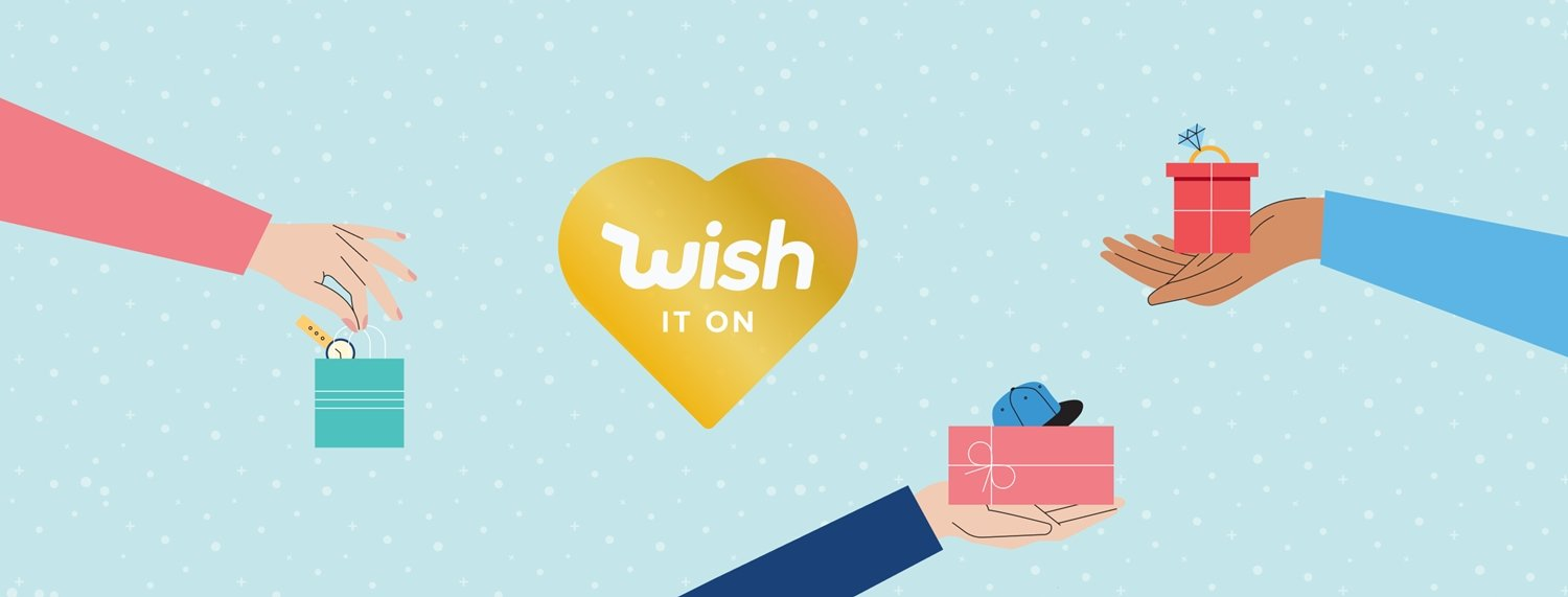 Wish is a mobile shopping app that connects shoppers directly to over 100 million manufacturers