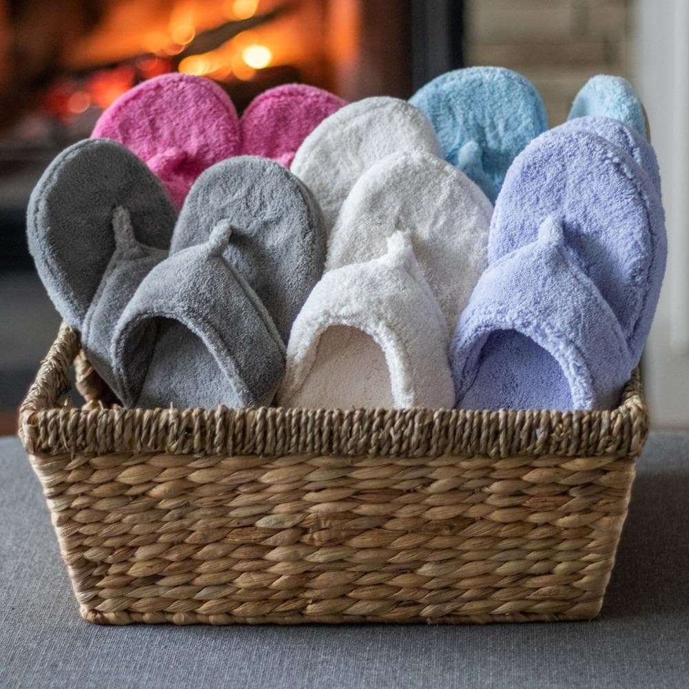 Acorn's spa slippers wrap your feet in unmatched comfort (Credit: Acorn)