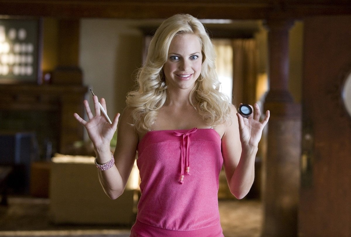 Anna Faris was 30 years old when filming Fred Wolf's comedy The House Bunny