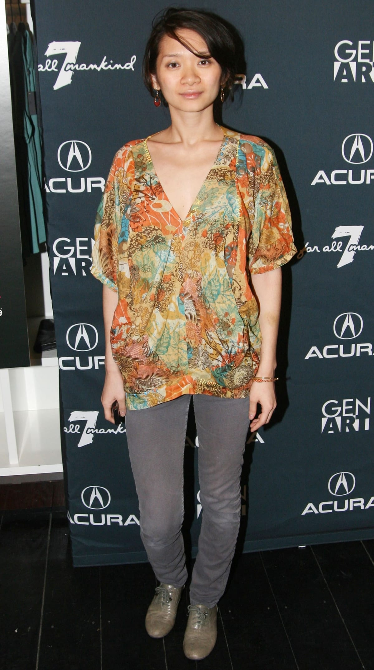 Born on March 31, 1982, in Beijing, China, Chloé Zhao celebrated her 28th birthday when attending the launch party for the 15th Anniversary of the Gen Art Film Festival