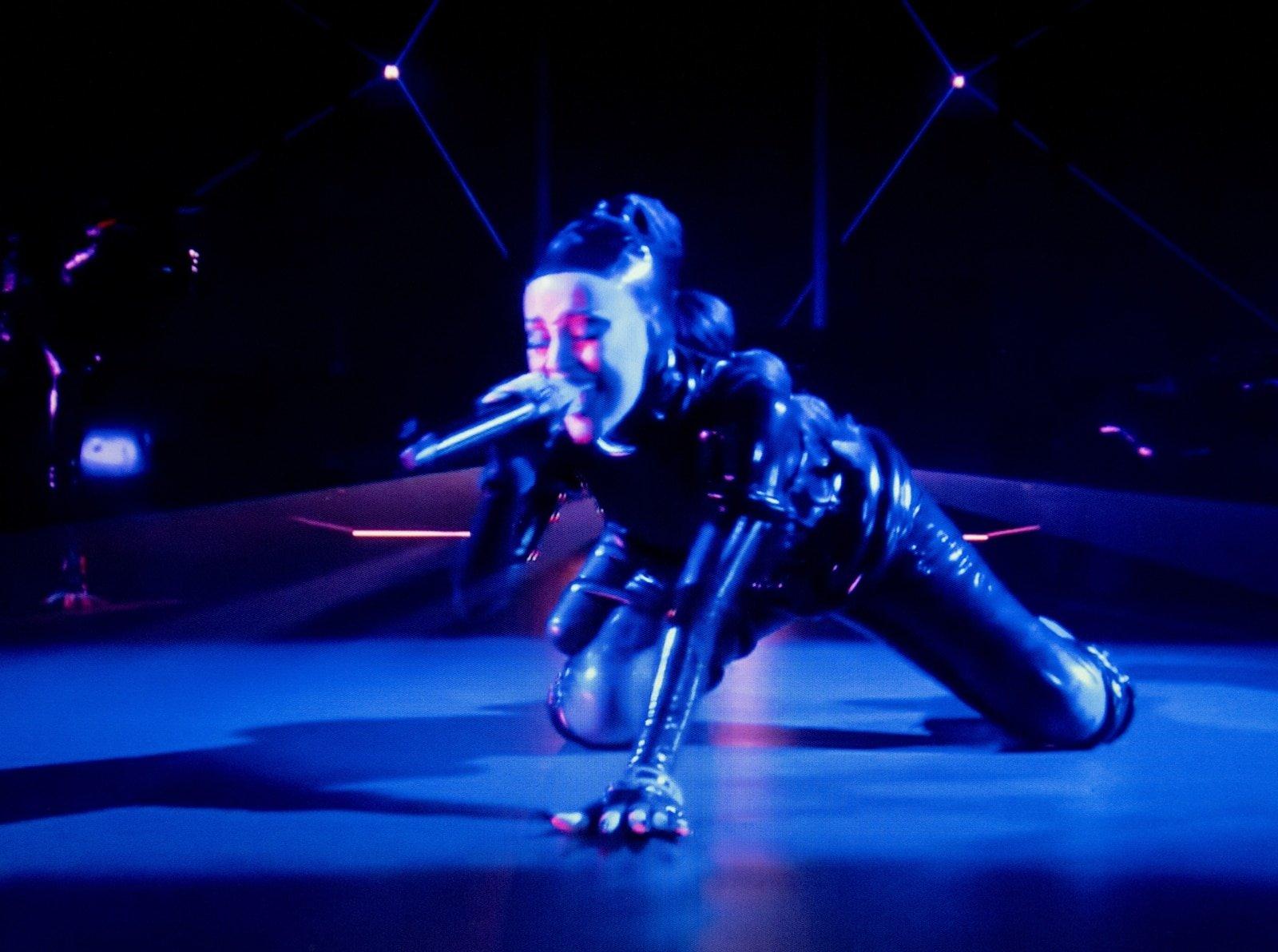 "Doja Cat's performance of ""Say So"" at the 63rd GRAMMY Awards"