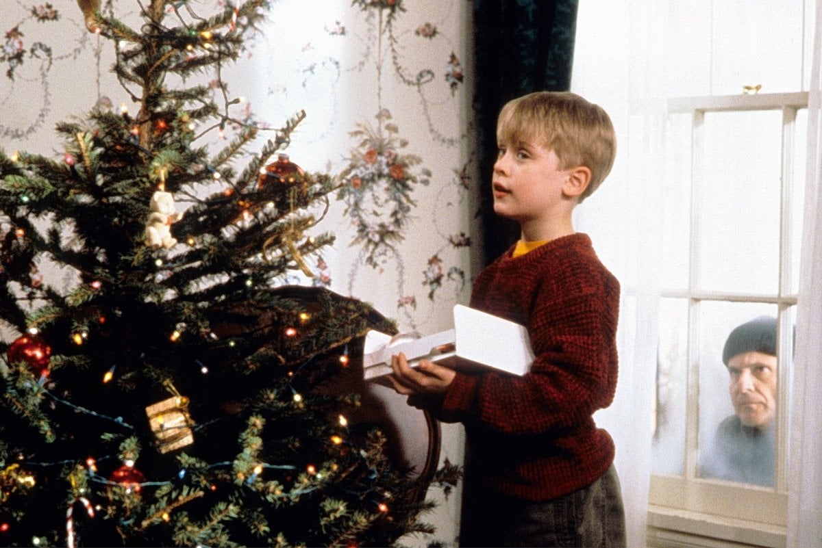 Macaulay Culkin was 10 years old when he starred in the hit film Home Alone as Kevin McCallister