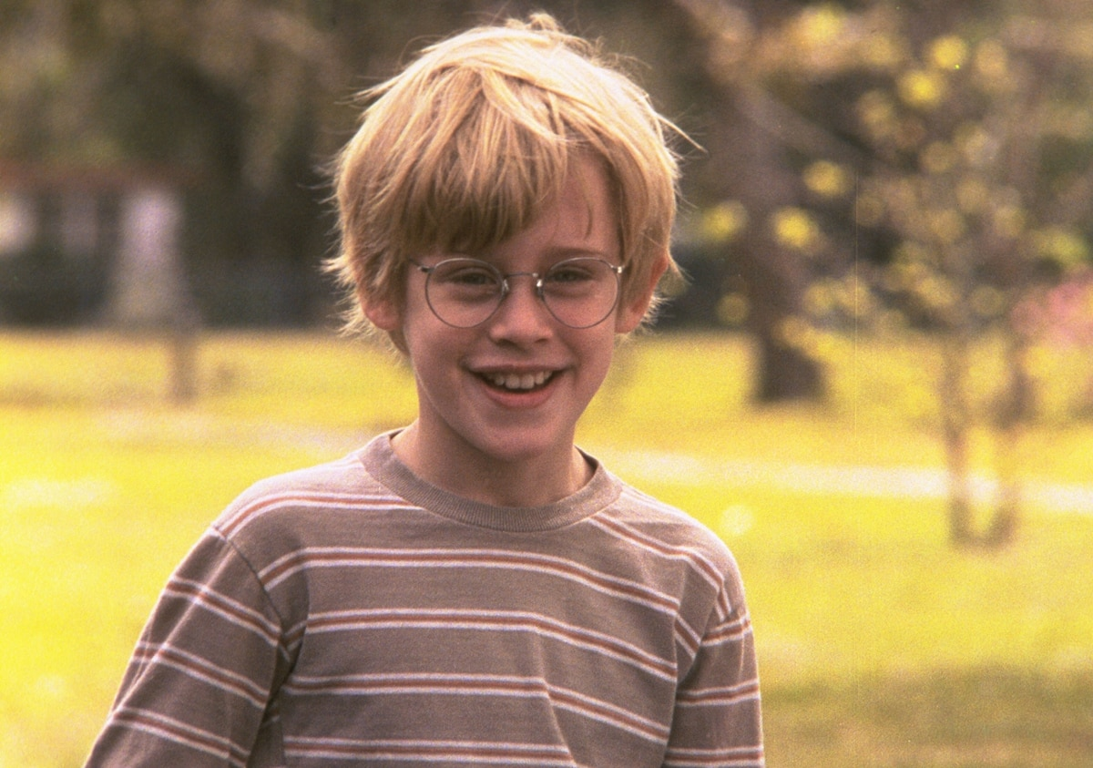 Macaulay Culkin was 10 years old when he played Thomas J. Sennett in the 1991 coming-of-age comedy-drama film My Girl