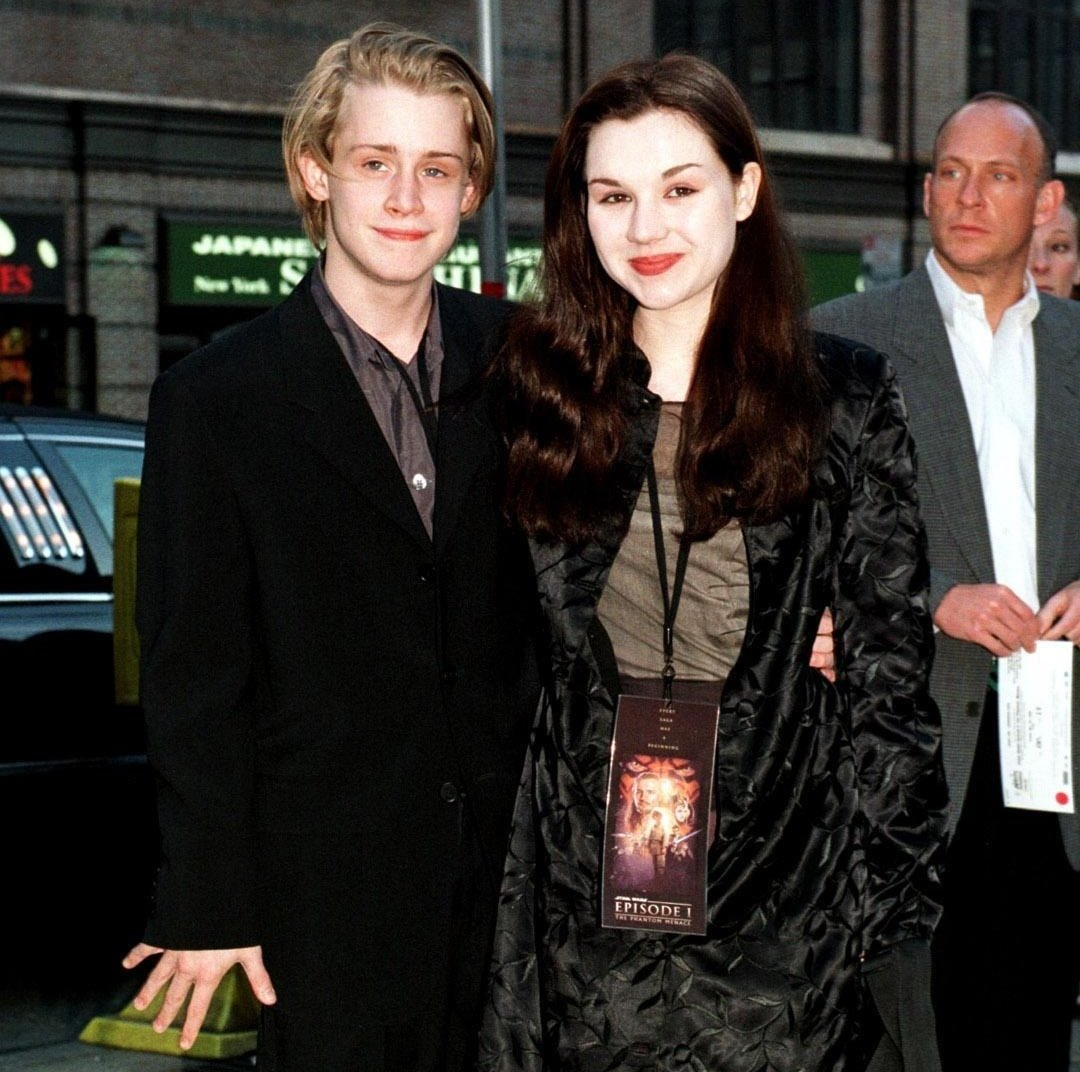 Rachel Miner and Macaulay Culkin married in 1998 and divorced in 2002