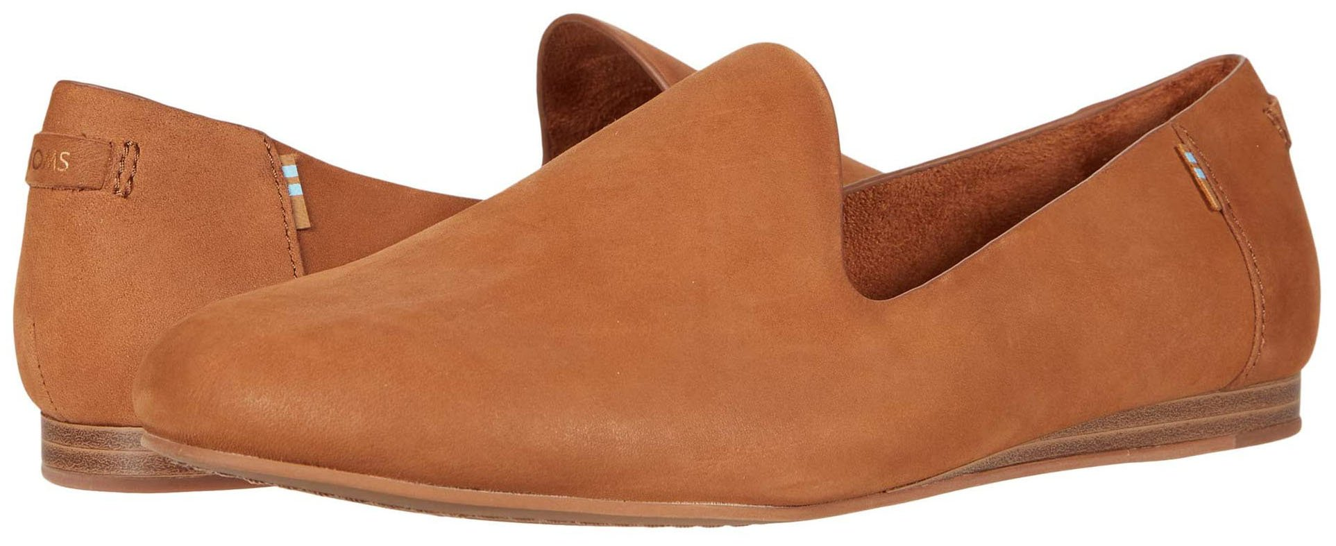 Darcy is a casual yet elevated take on the classic slipper silhouette