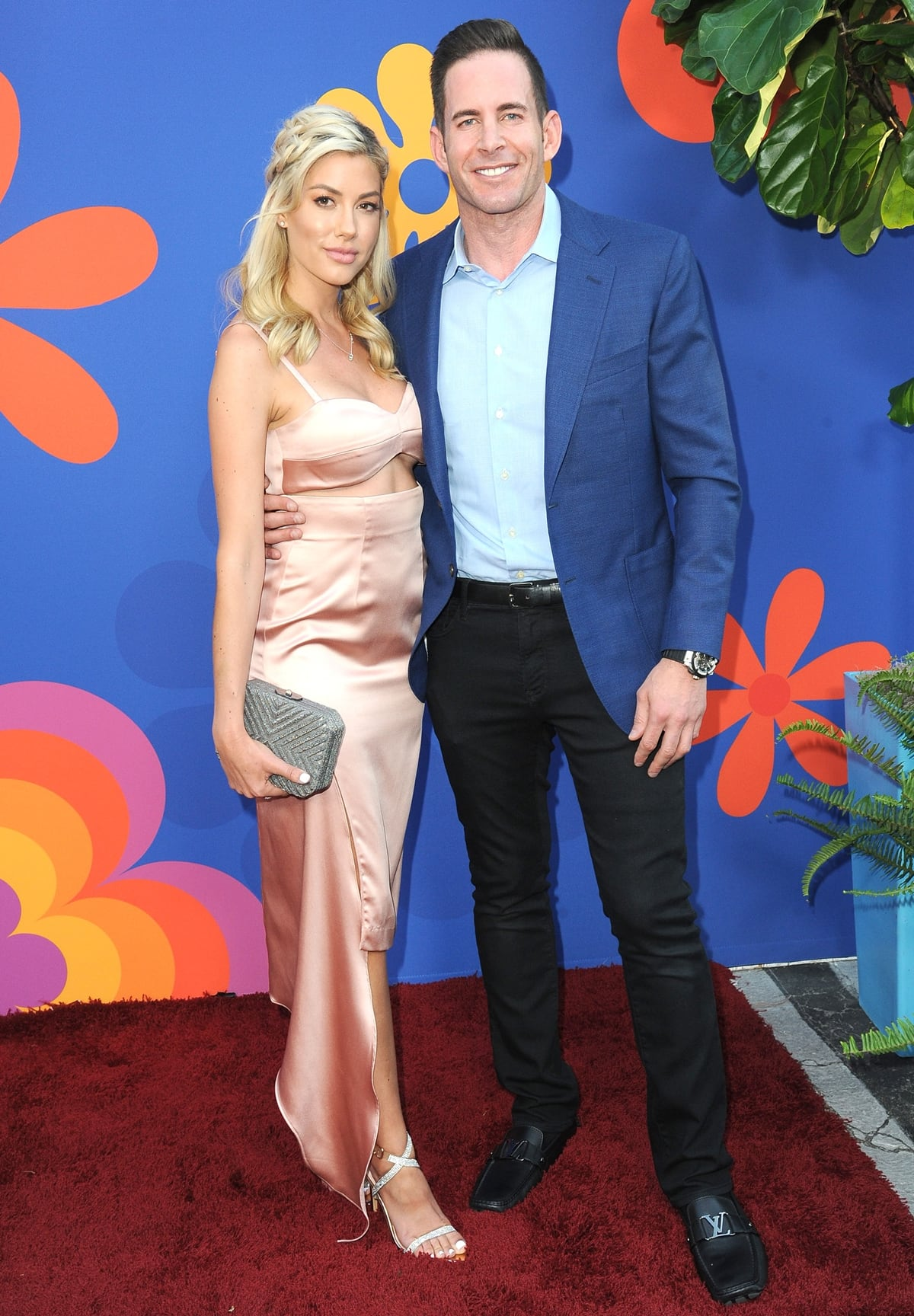 Tarek El Moussa and Heather Rae Young got engaged in July 2020, one year after meeting on his yacht, which is named Bad Decisions