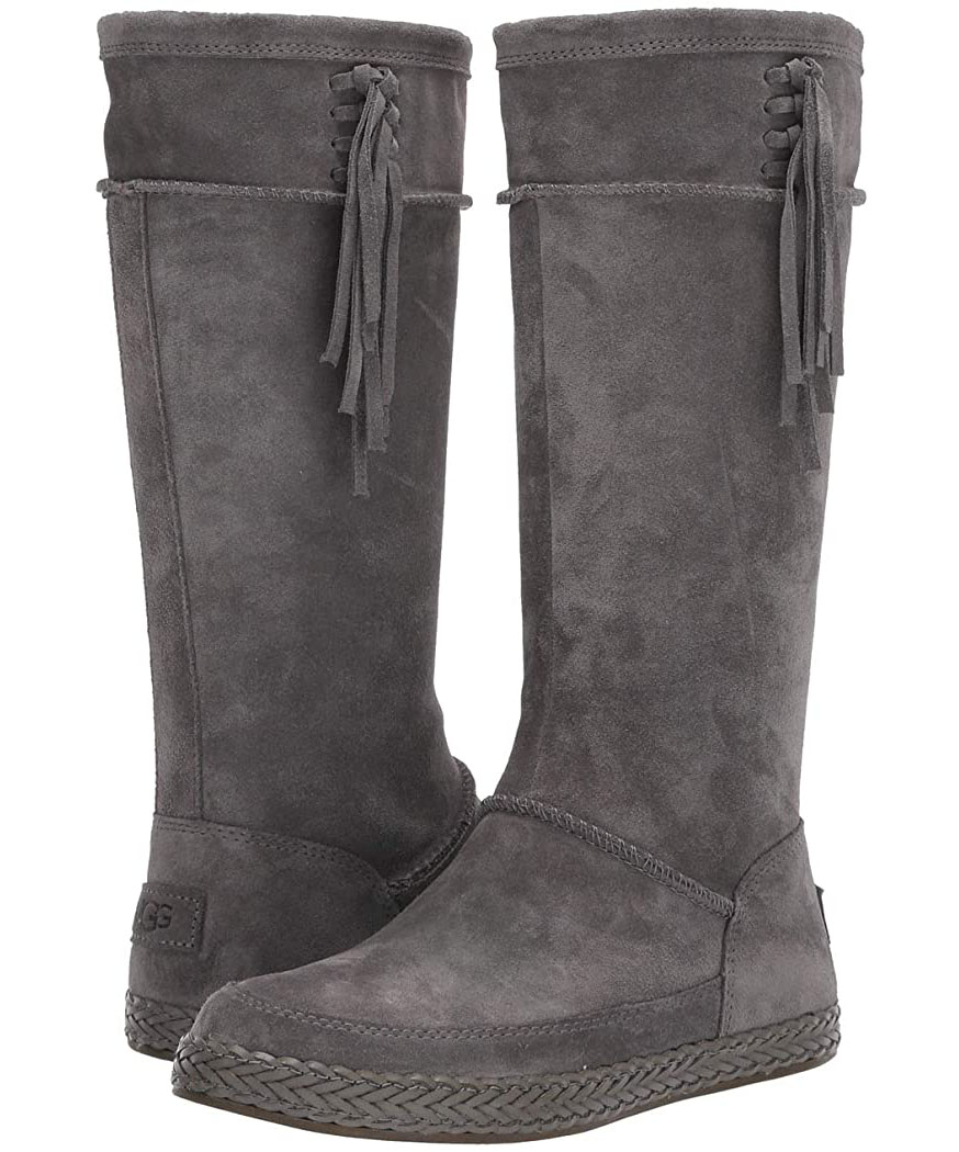 These UGG boots will keep you warm and snug when temperatures drop