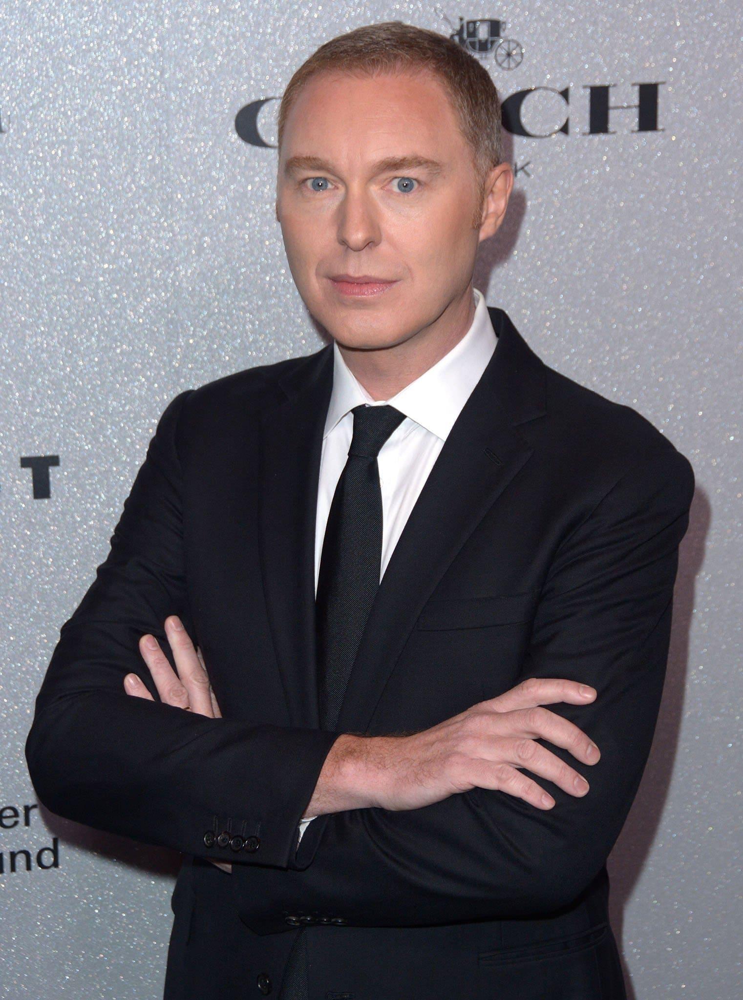 British fashion designer Stuart Vevers has served as Coach's executive creative director since 2013