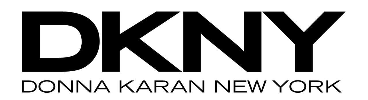 Donna Karan's effortless yet elegant logo design since 1984