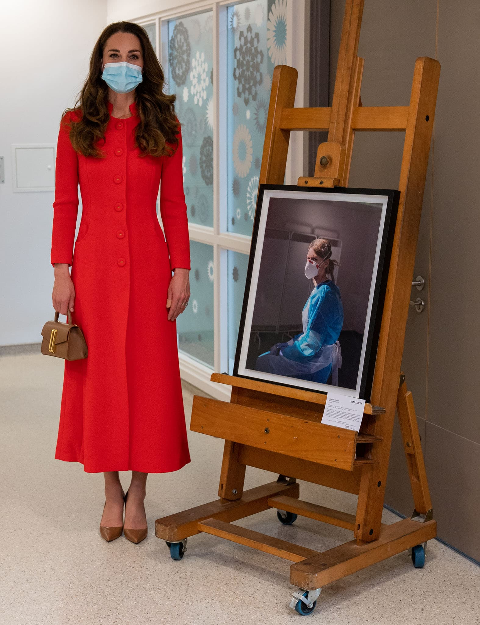 Duchess of Cambridge Kate Middleton asked the public a year ago to submit images that chronicled life during lockdown