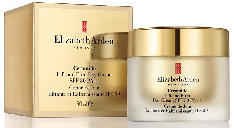 This luxuriously rich cream relaxes surface line appearance and targets deeper wrinkles to firm the look of skin
