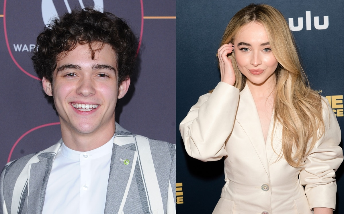 Olivia Rodrigo's song Drivers License is reportedly about her ex-boyfriend Joshua Bassett and his new girlfriend Sabrina Carpenter