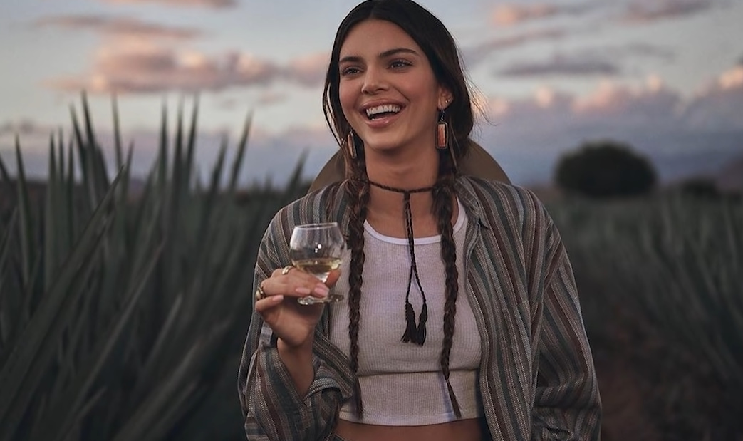 Kendall Jenner's tequila campaign is being criticized for cultural appropriation