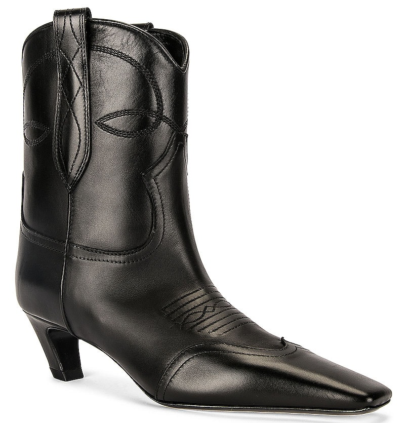 These Western boots also come in black for those who want a classic pair