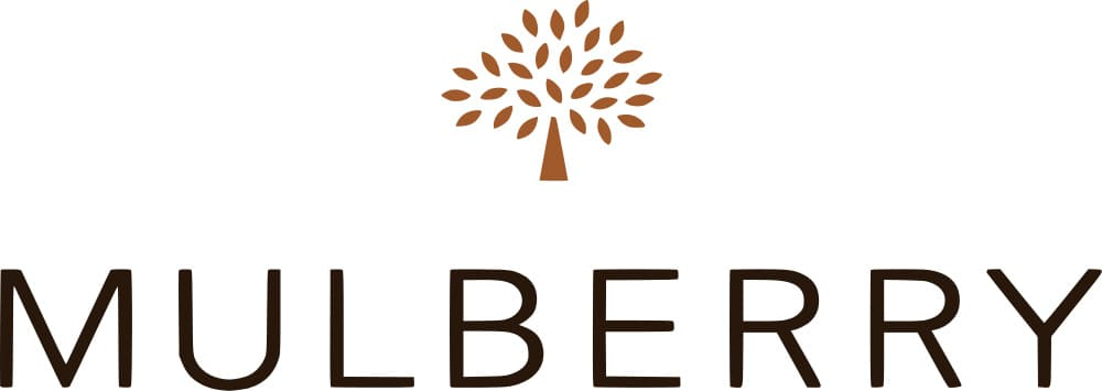 Mulberry's name and logo were designed by his sister Rosemary, inspired by the Mulberry trees they see on their way to school