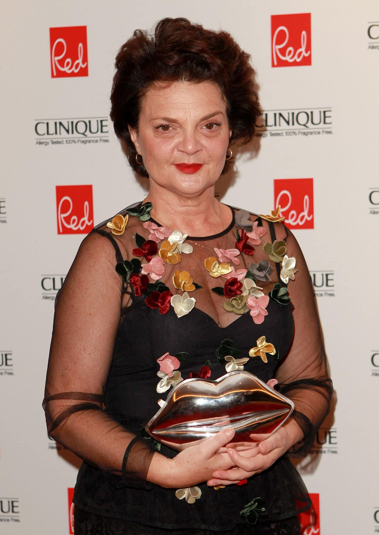 Lulu Guinness at the Red Woman of the Year 2014 ceremony on September 3, 2014