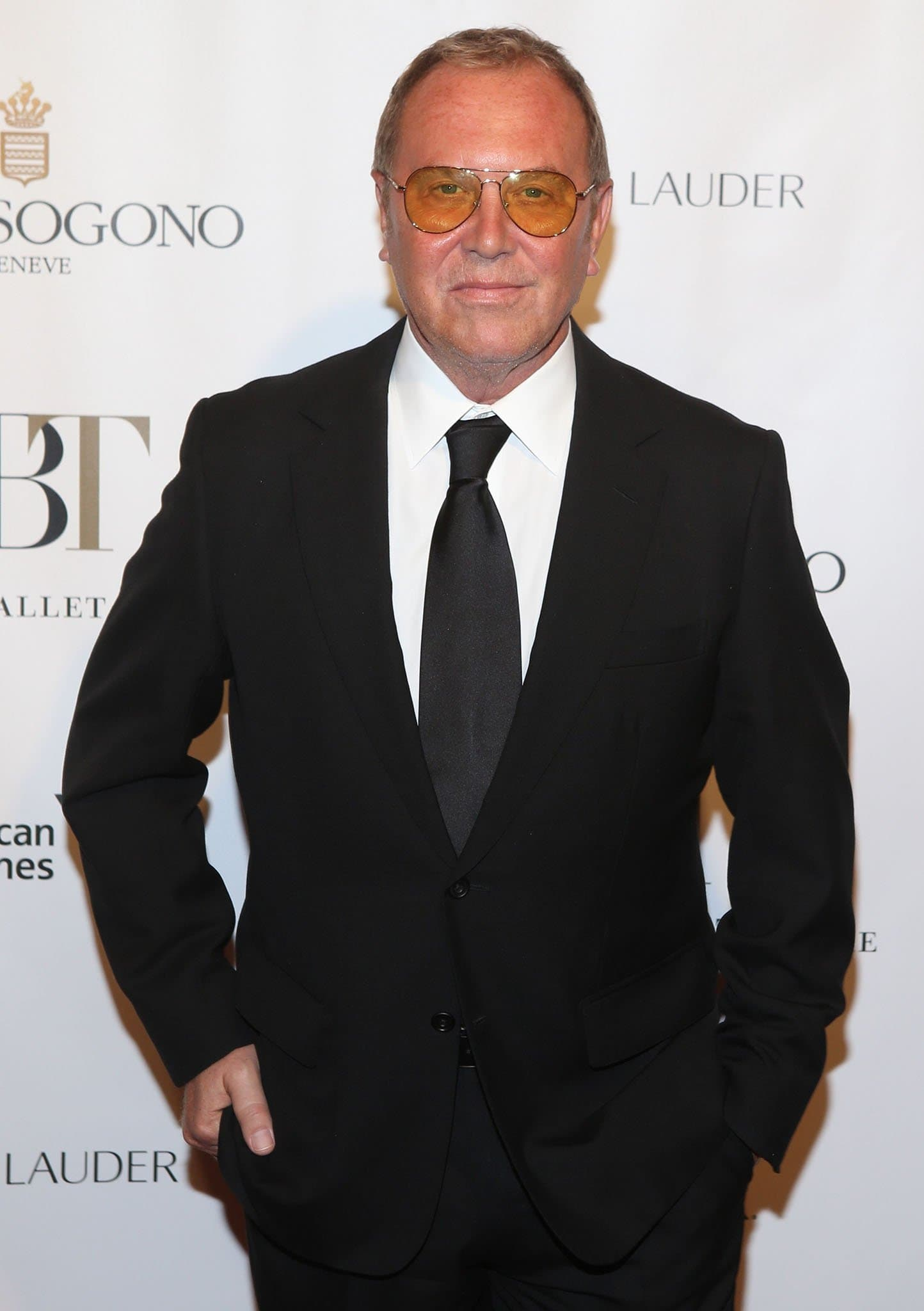 Michael Kors at the American Ballet Theatre Fall Gala on October 18, 2017