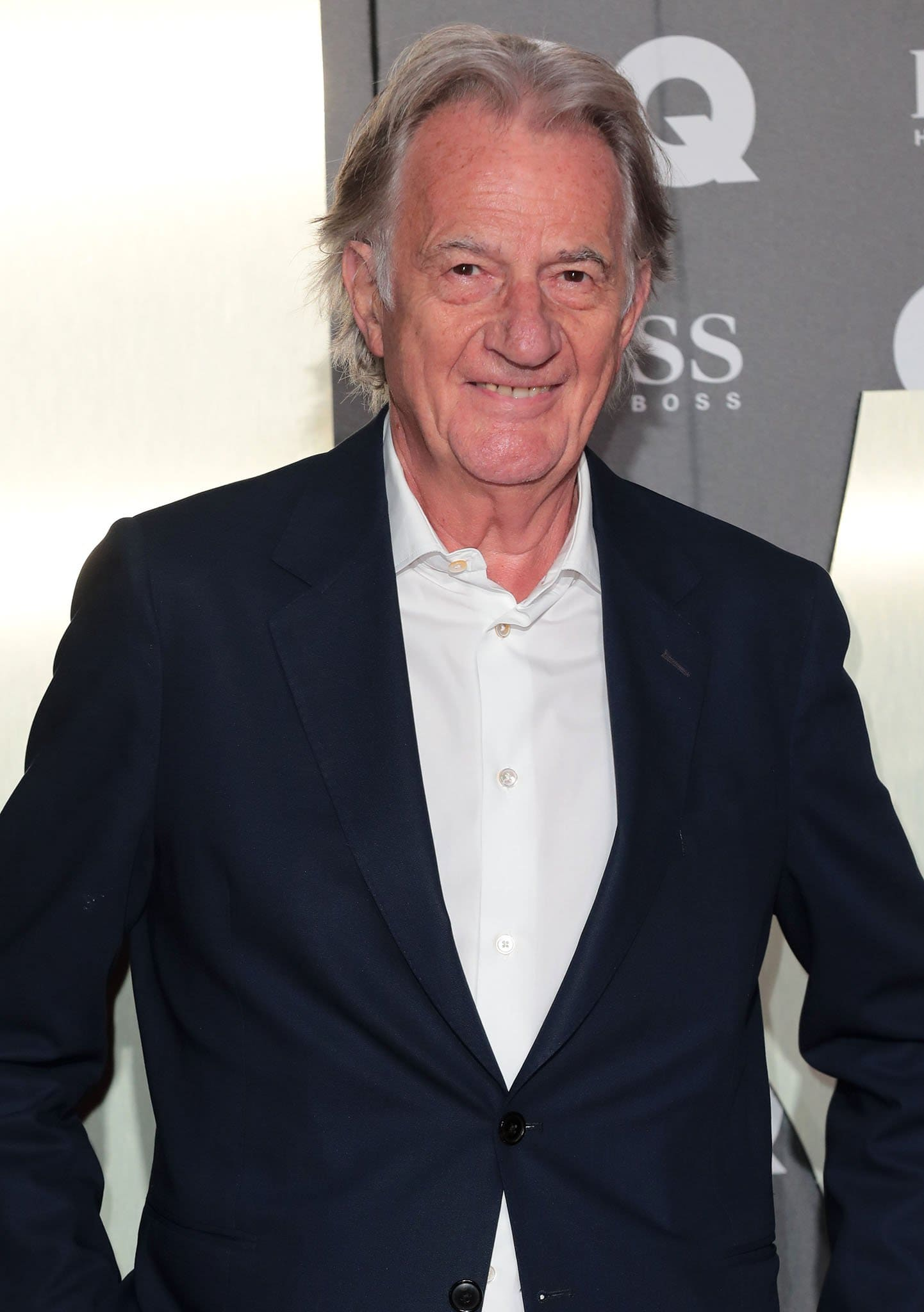 Paul Smith at the 2019 GQ Men of the Year Awards in London on September 3, 2019