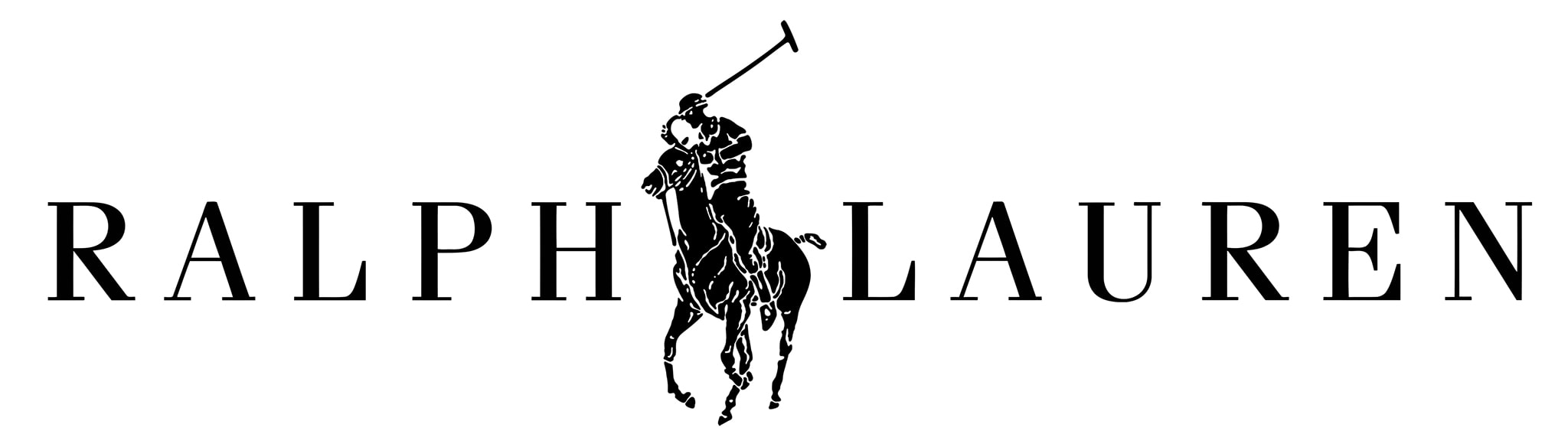 Ralph Lauren is easily identified by the famous polo horseman logo