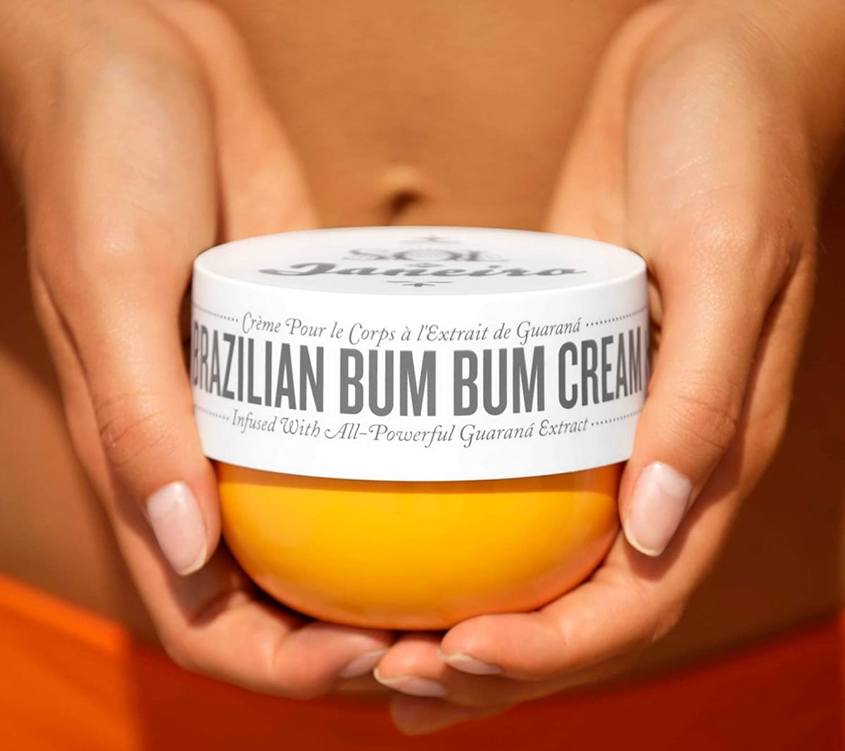 A fast-absorbing deliciously-scented body cream with a visibly tightening, smoothing formula that will make your skin feel wonderful