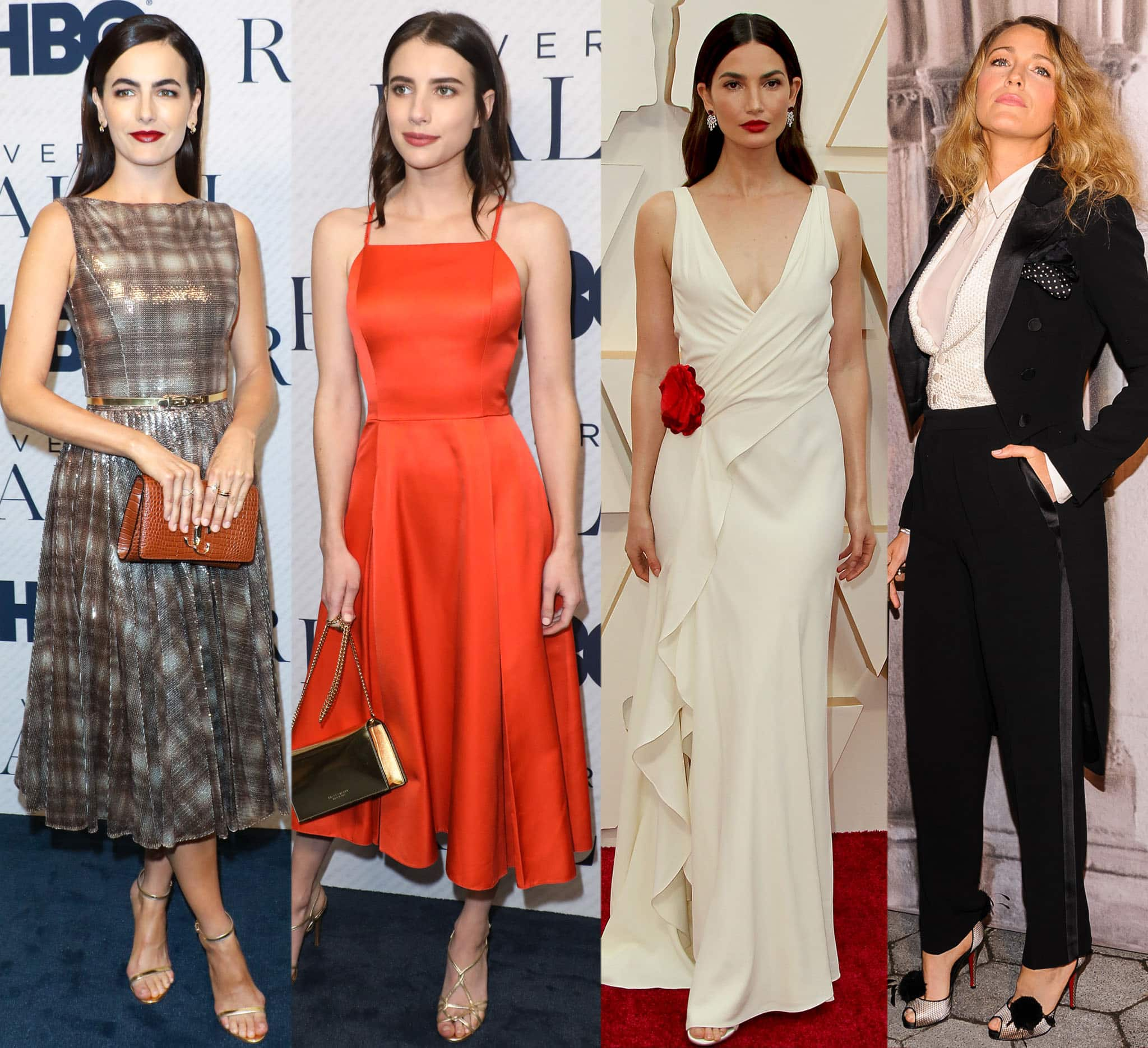 Camilla Belle, Emma Roberts, Lily Aldridge and Blake Lively are just among the many celebrities that support Ralph Lauren