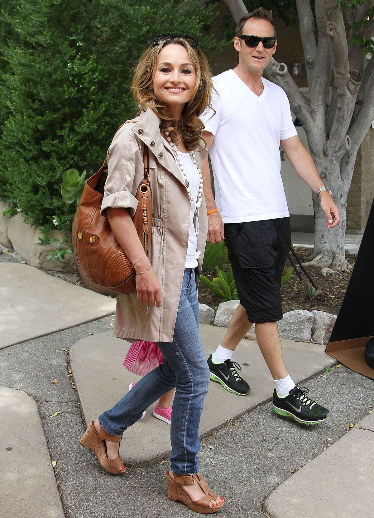 Giada De Laurentiis and Todd Thompson married in 2003 and filed for divorce in December 2014