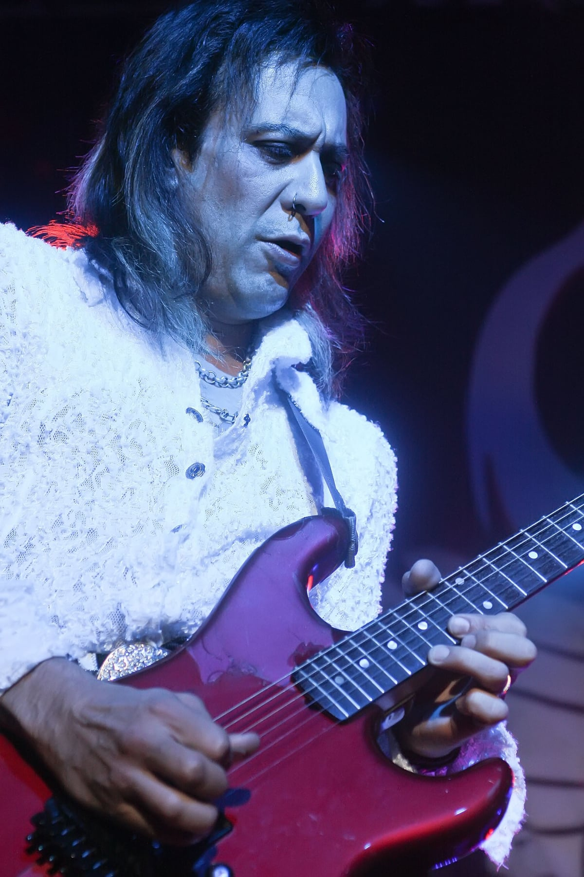 American guitarist Jeff LaBar died on July 14, 2021, at the age of 58, in Nashville, Tennessee