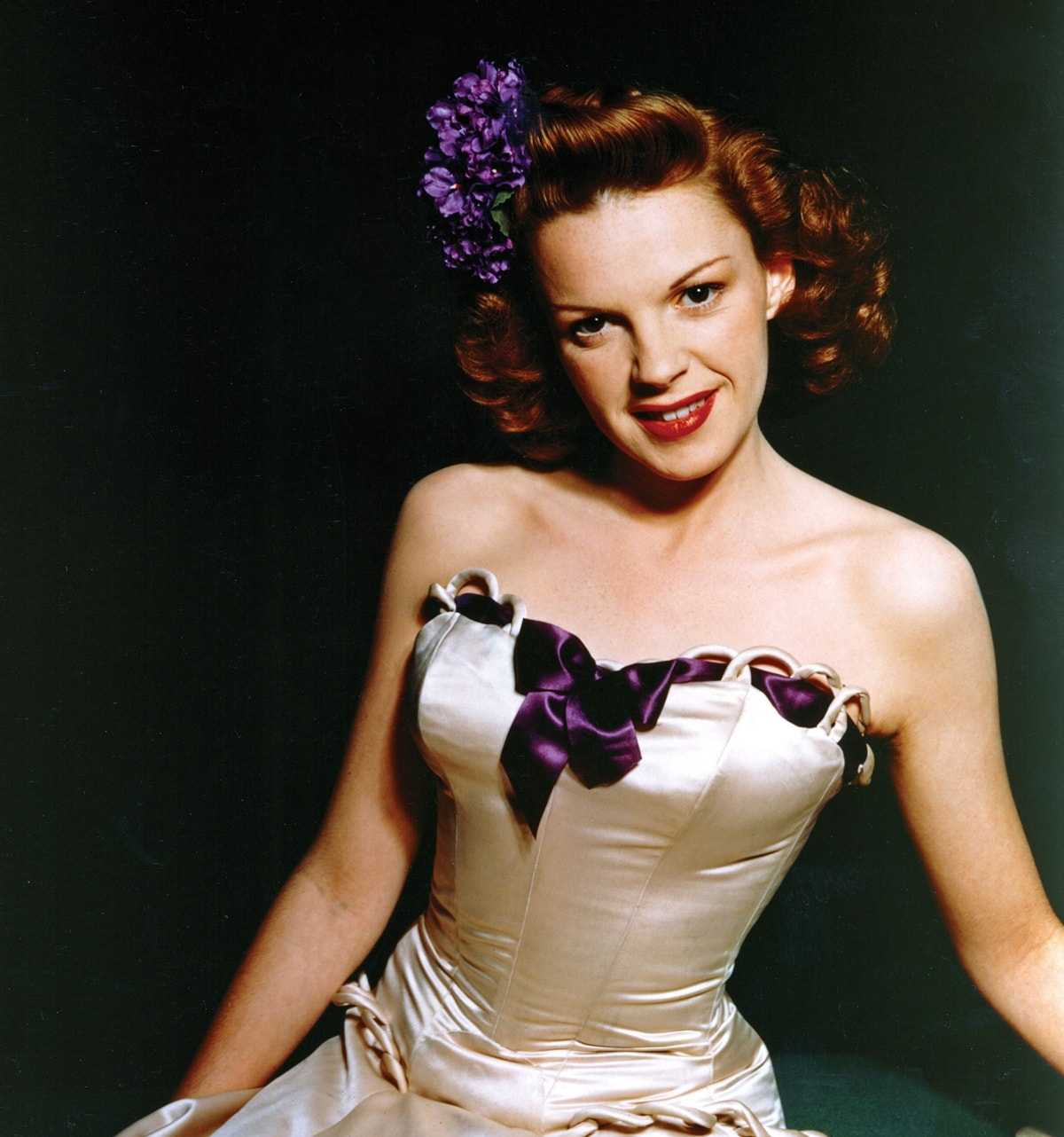 The iconic platform sandal was designed by Salvatore Ferragamo for American singer and actress Judy Garland