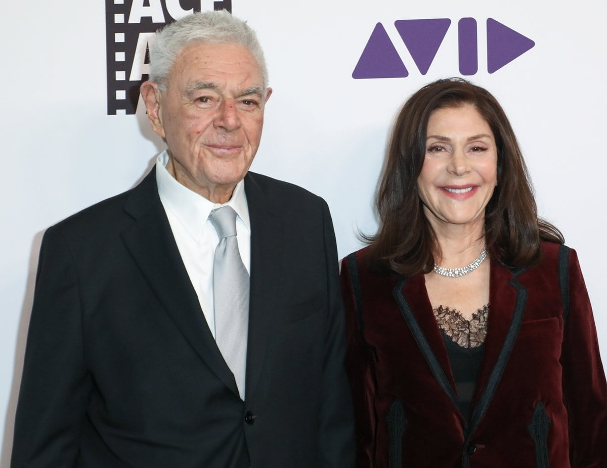 Richard Donner met his wife Lauren Schuler Donner in the early 1980s while making the 1985 American medieval dark fantasy film Ladyhawke