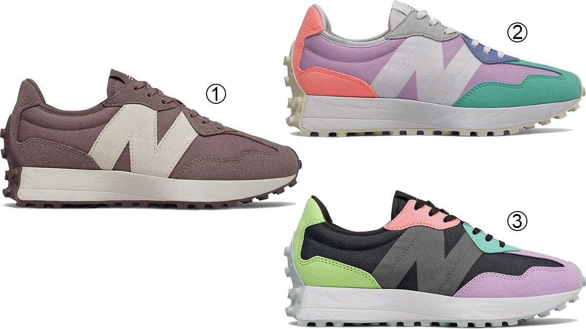 3 best chunky women's New Balance sneakers