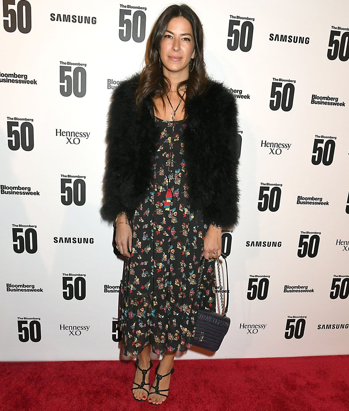 Co-founder and Creative Director of her namesake company Rebecca Minkoff attends